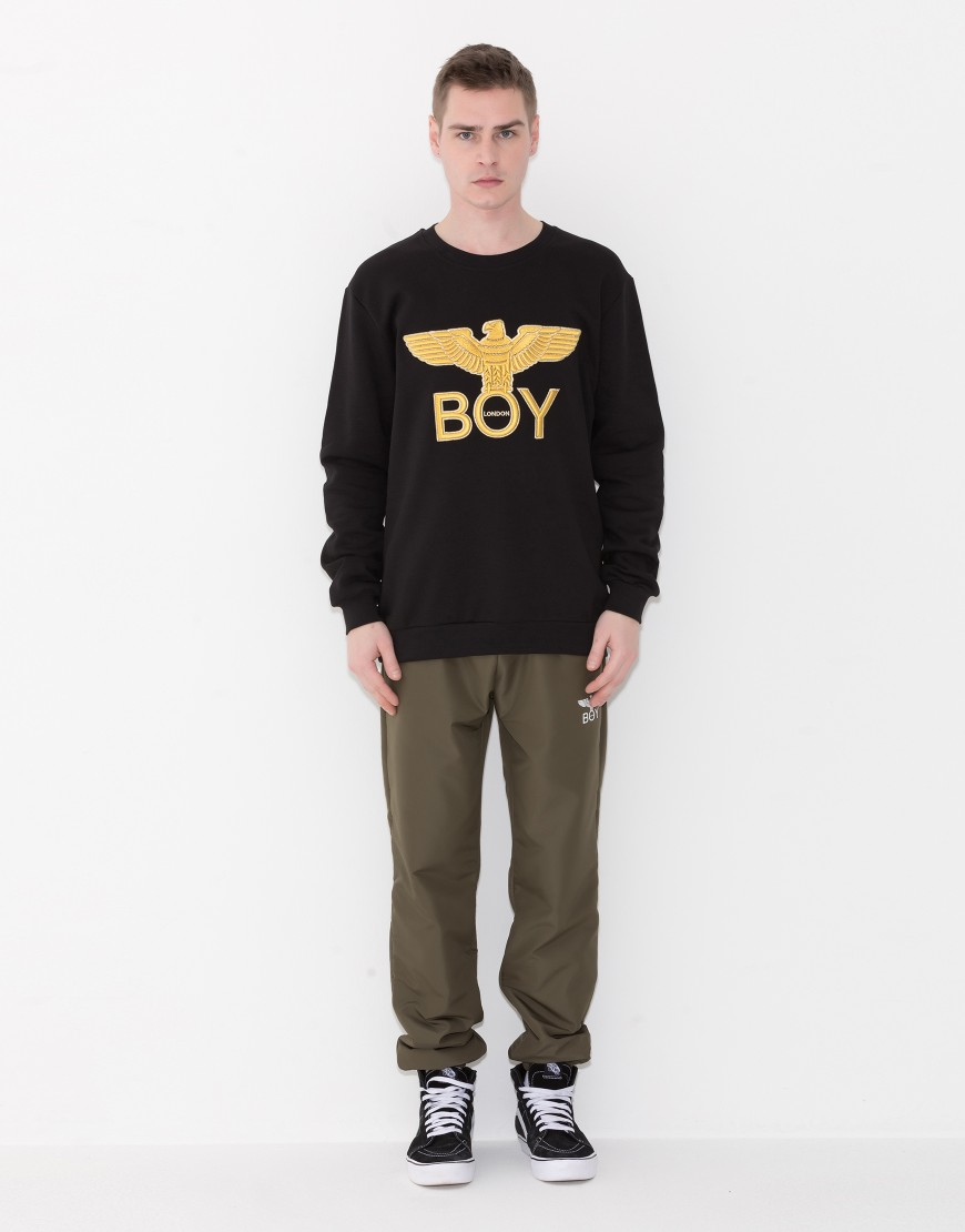 FELPA - BOY LONDON - BLU5043