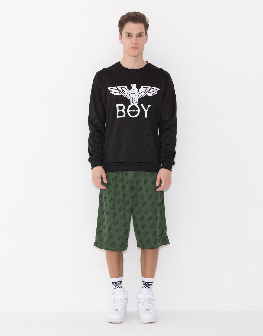FELPA - BOY LONDON - BLU5037