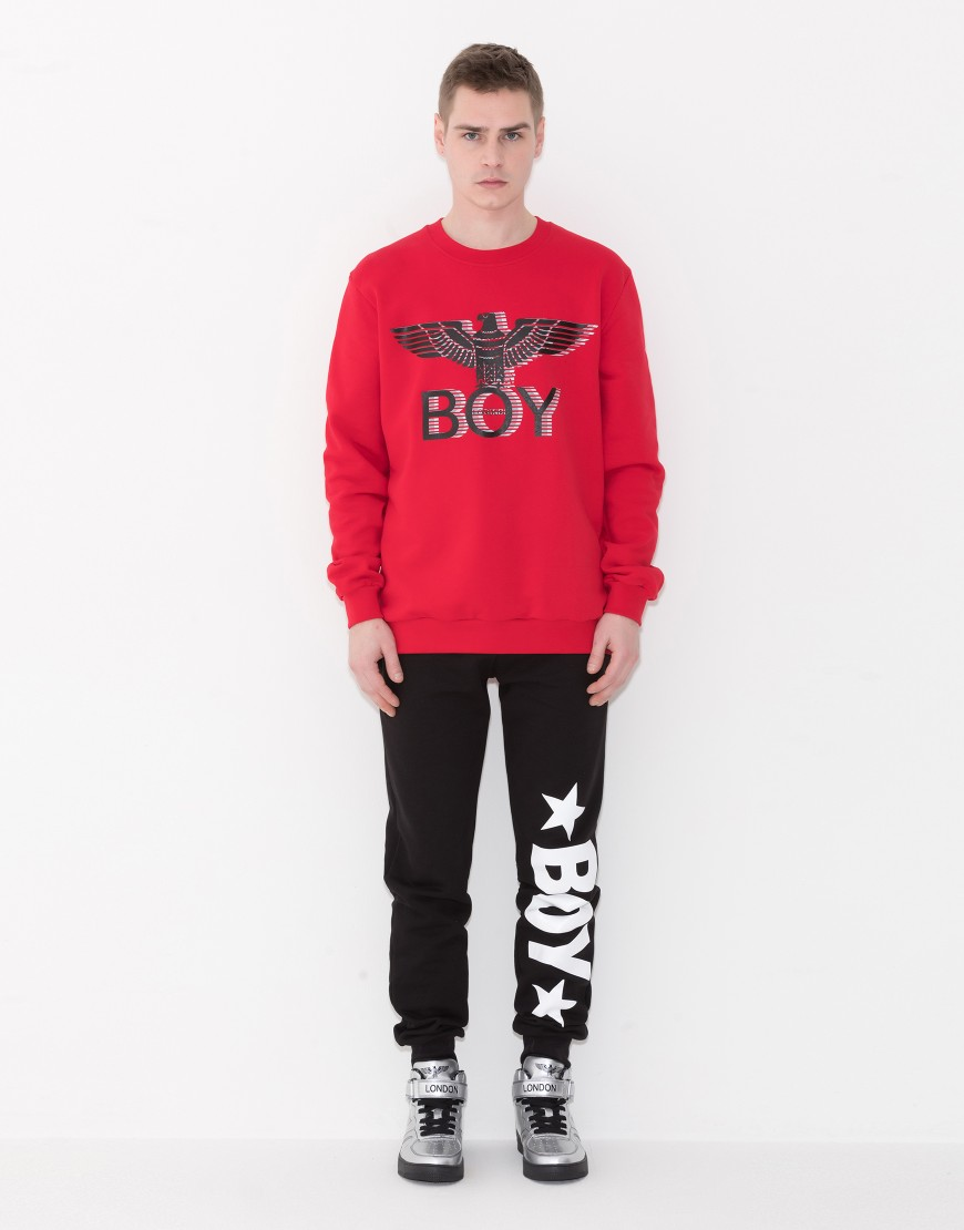FELPA - BOY LONDON - BLU5099