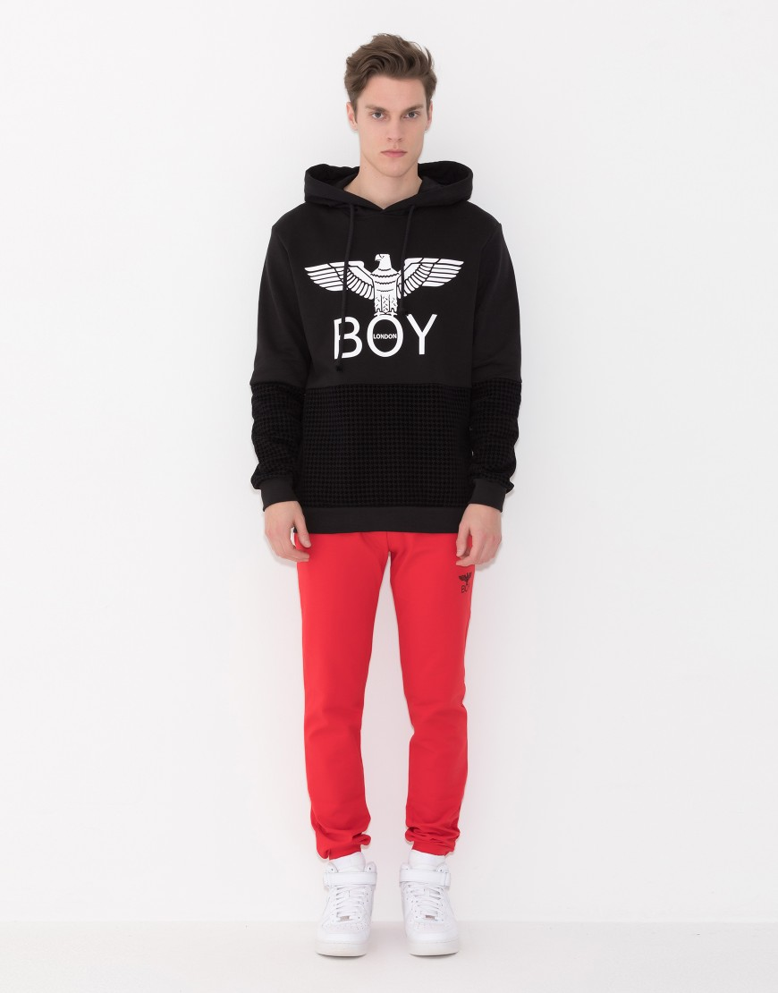 FELPA - BOY LONDON - BLU5128