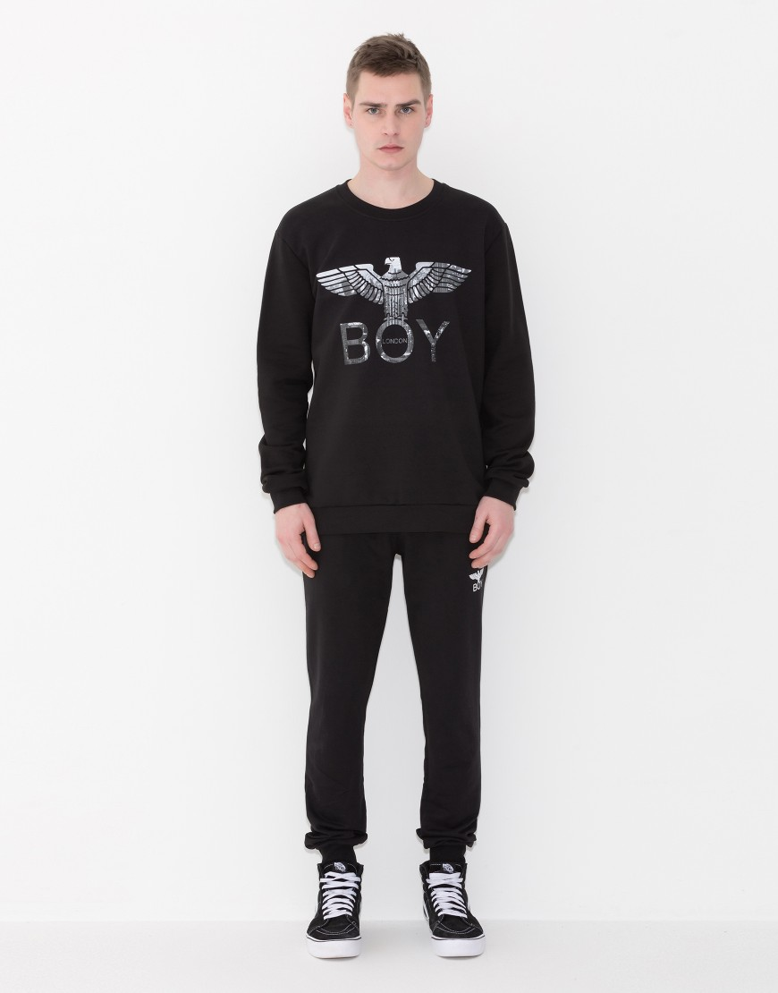 FELPA - BOY LONDON - BLU5118