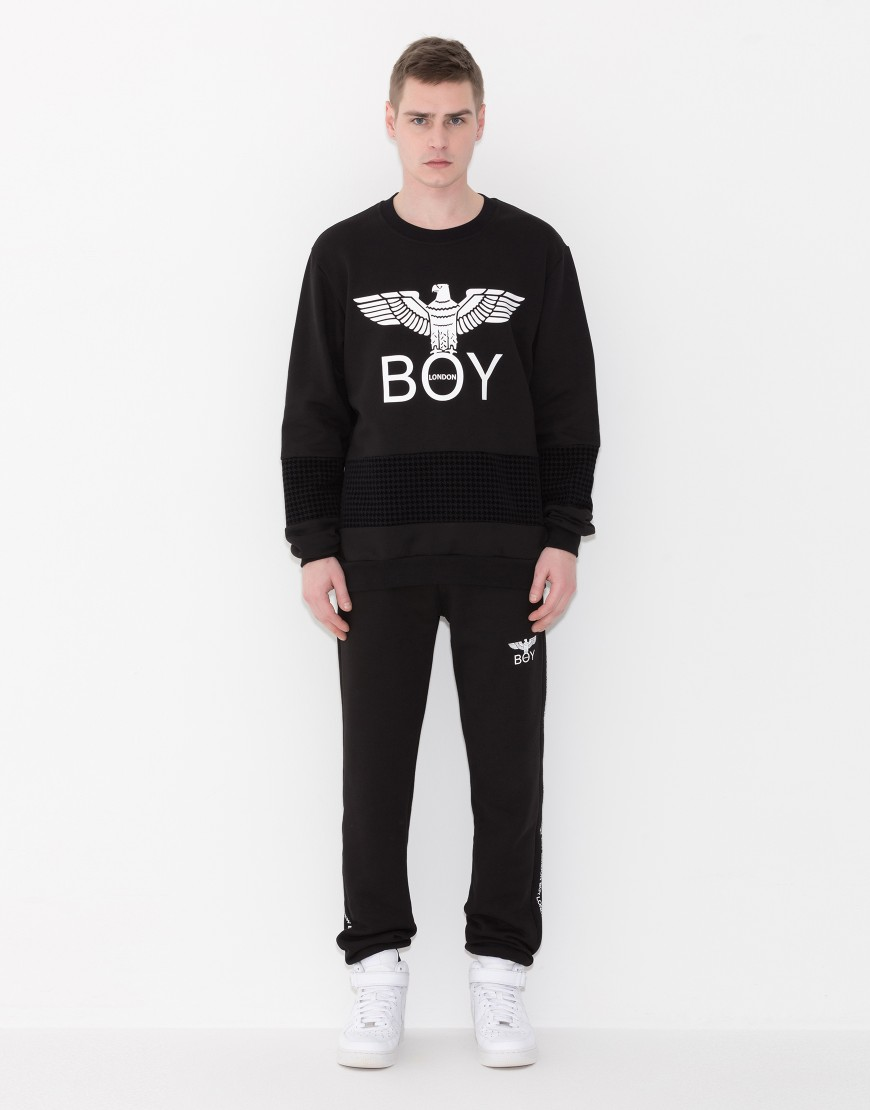 FELPA - BOY LONDON - BLU5126