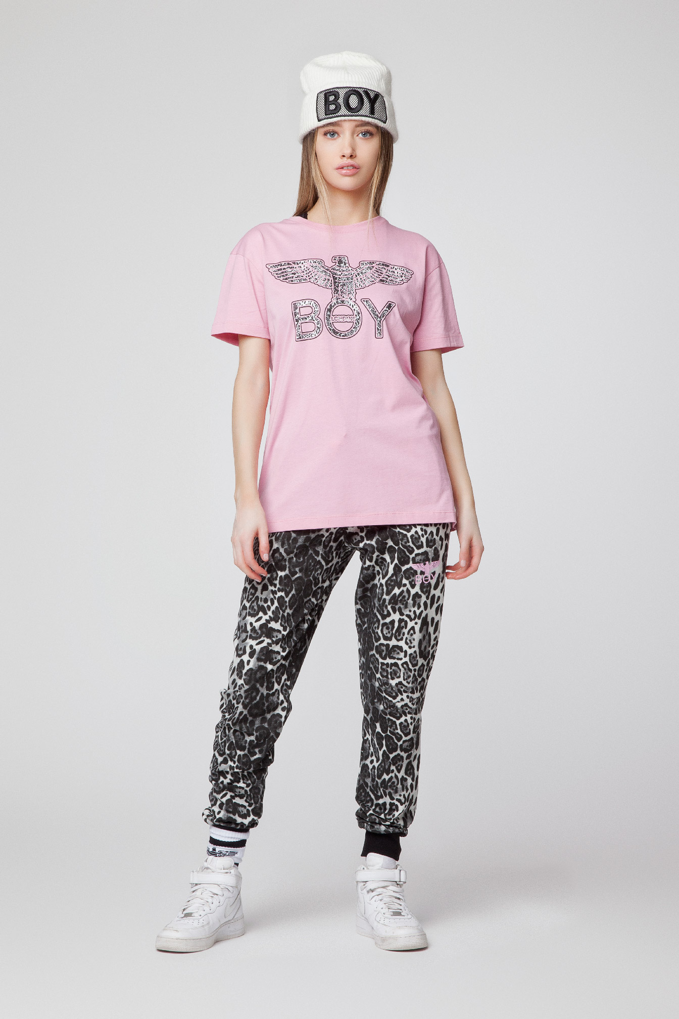 T-SHIRT - BLD2146 - BOY LONDON