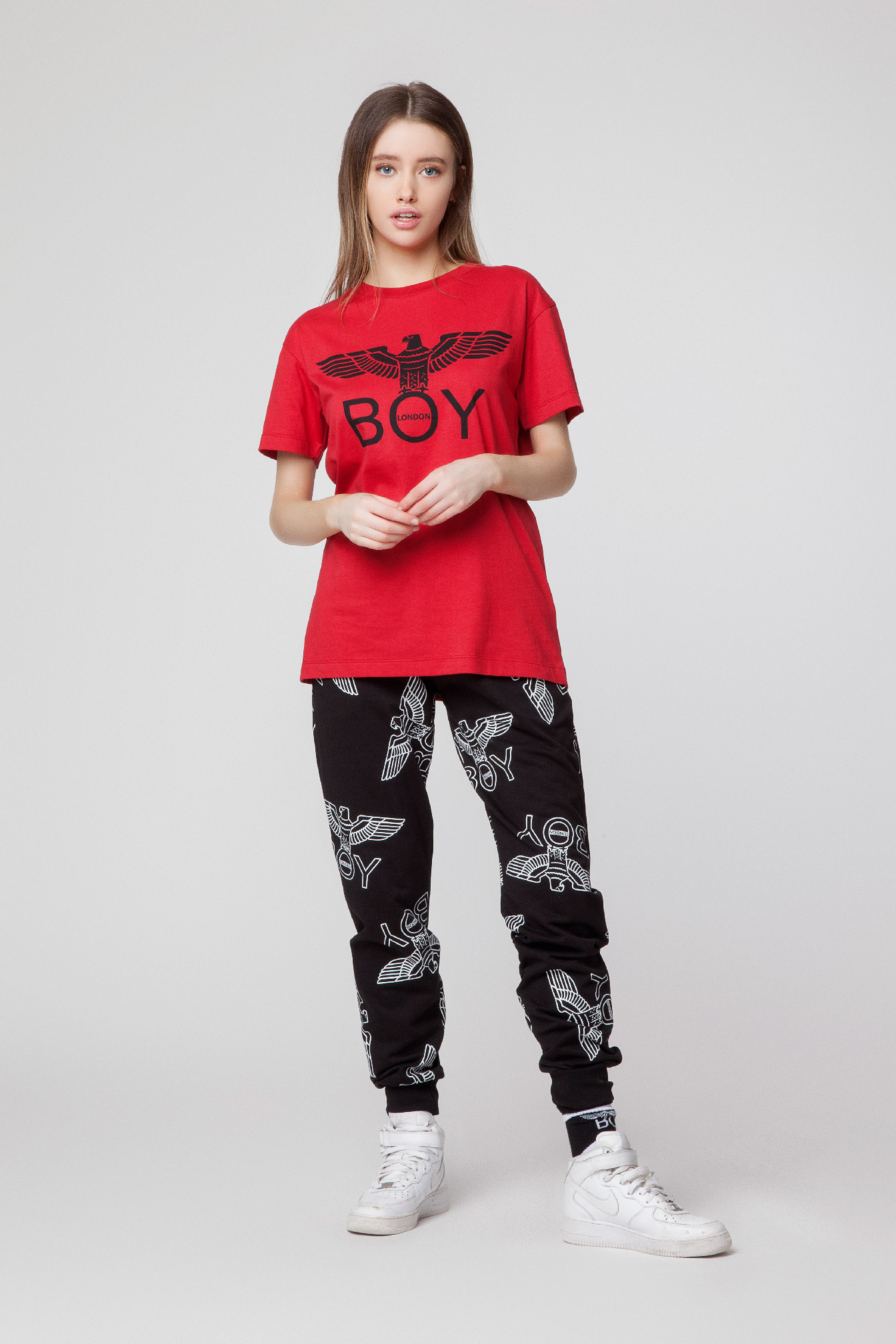 T-SHIRT - BLD2045 - BOY LONDON