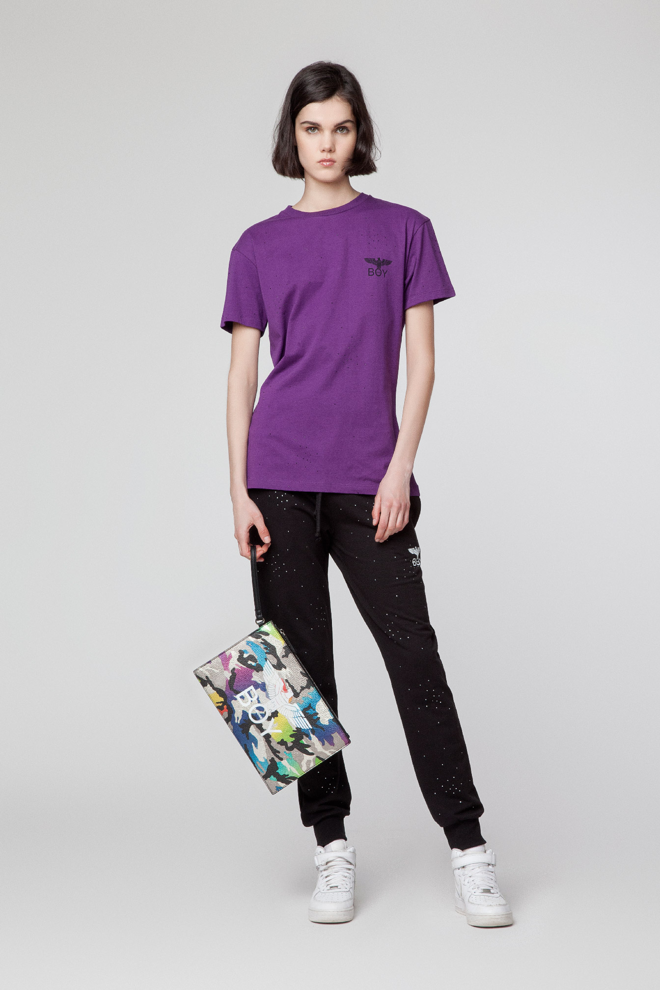 T-SHIRT - BLD2119 - BOY LONDON