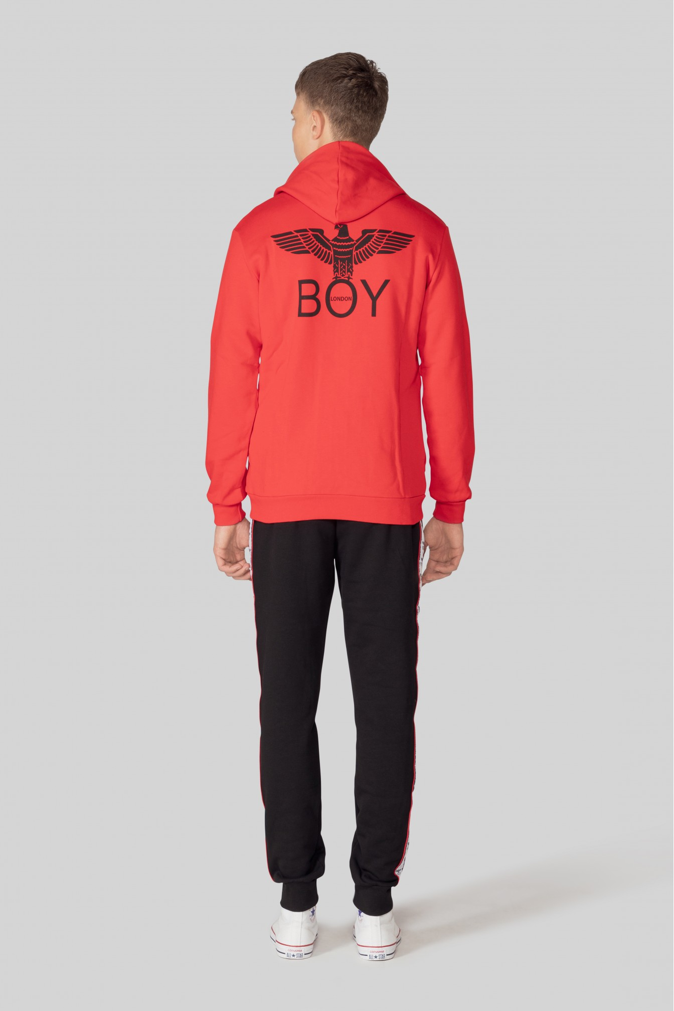 FELPA - BLU6702 - BOY LONDON