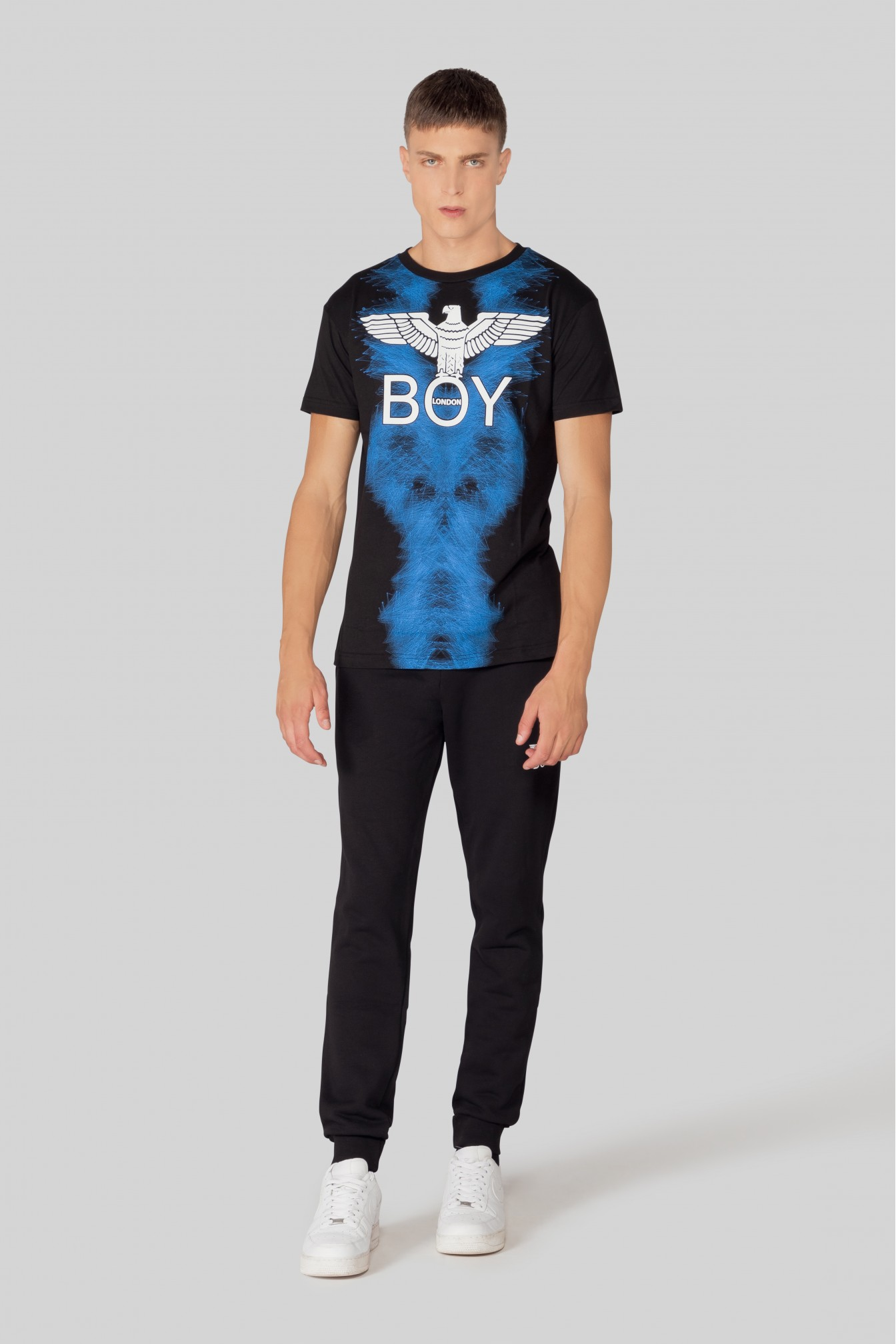 T-SHIRT - BLU6752 - BOY LONDON