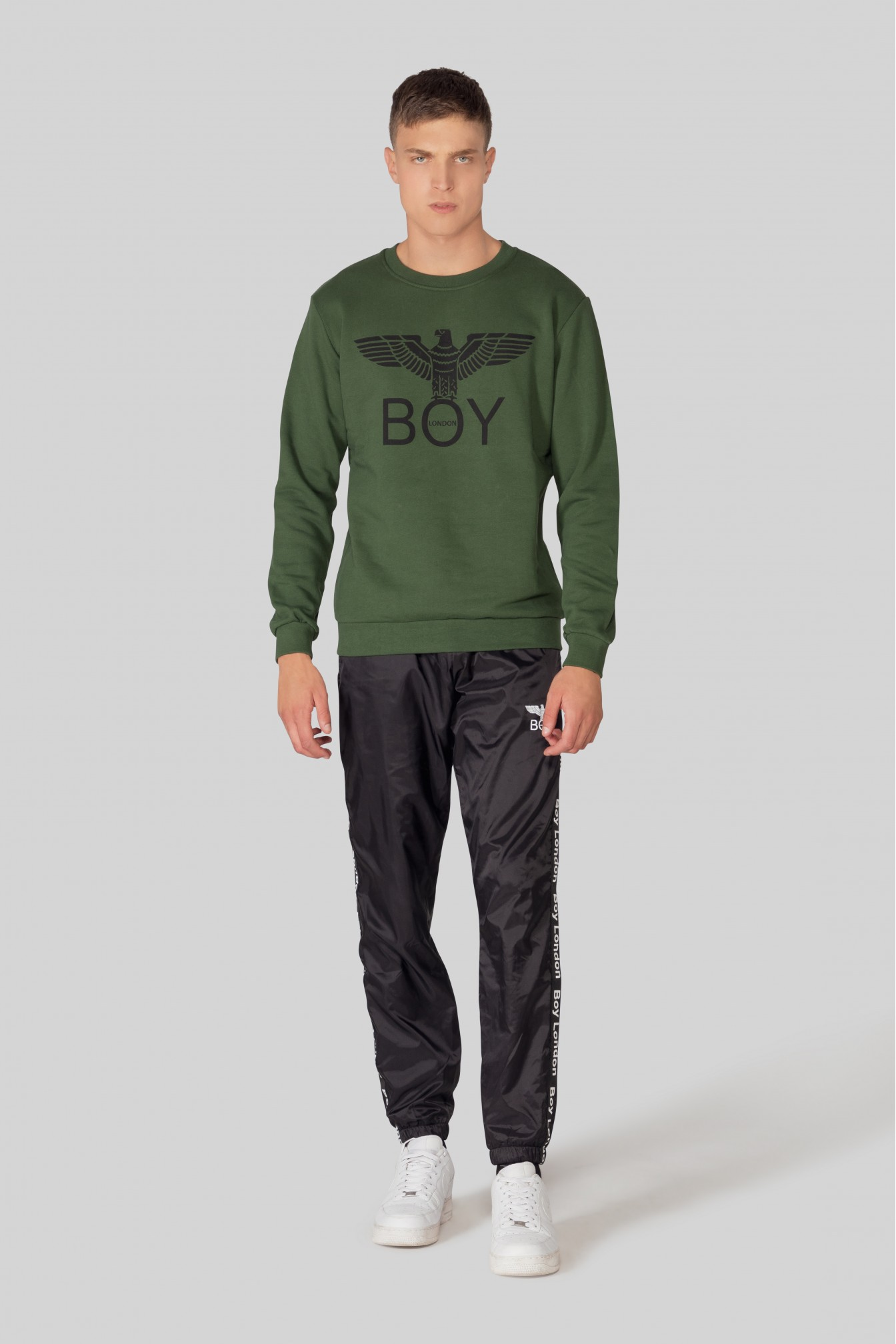 FELPA - BLU6700 - BOY LONDON