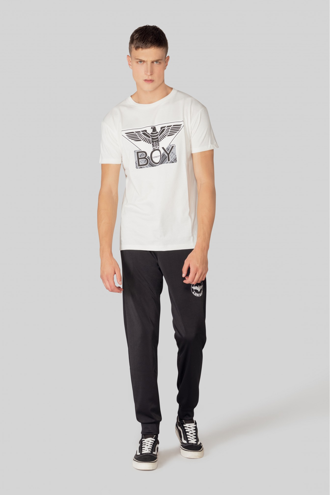 T-SHIRT - BLU6750 - BOY LONDON