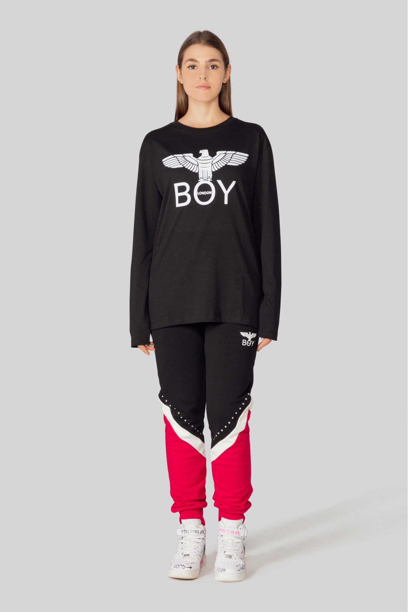 T-SHIRT - BLD2612 - BOY LONDON
