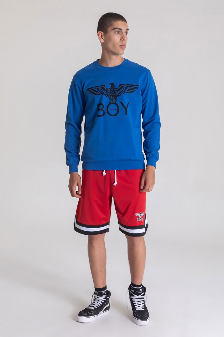 FELPA - BLU6005 - BOY LONDON