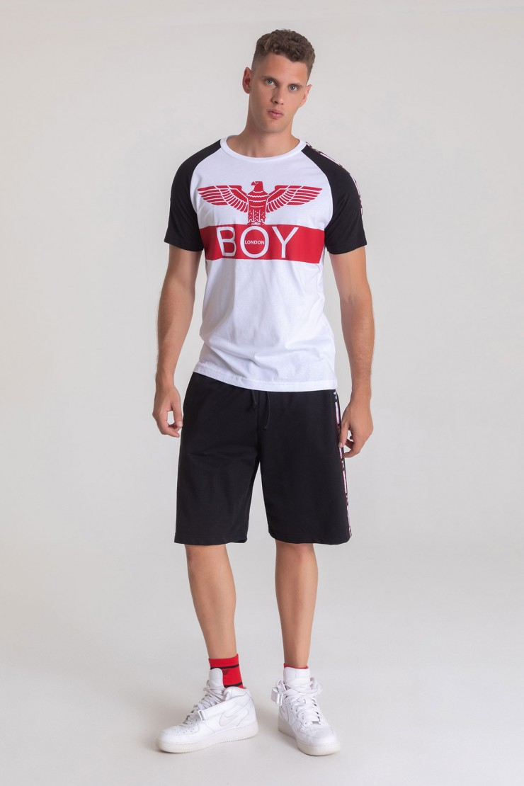 T-SHIRT - BLU6073 - BOY LONDON