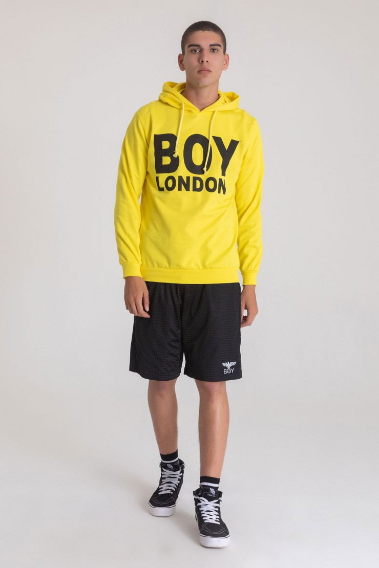 FELPA - BLU6011 - BOY LONDON