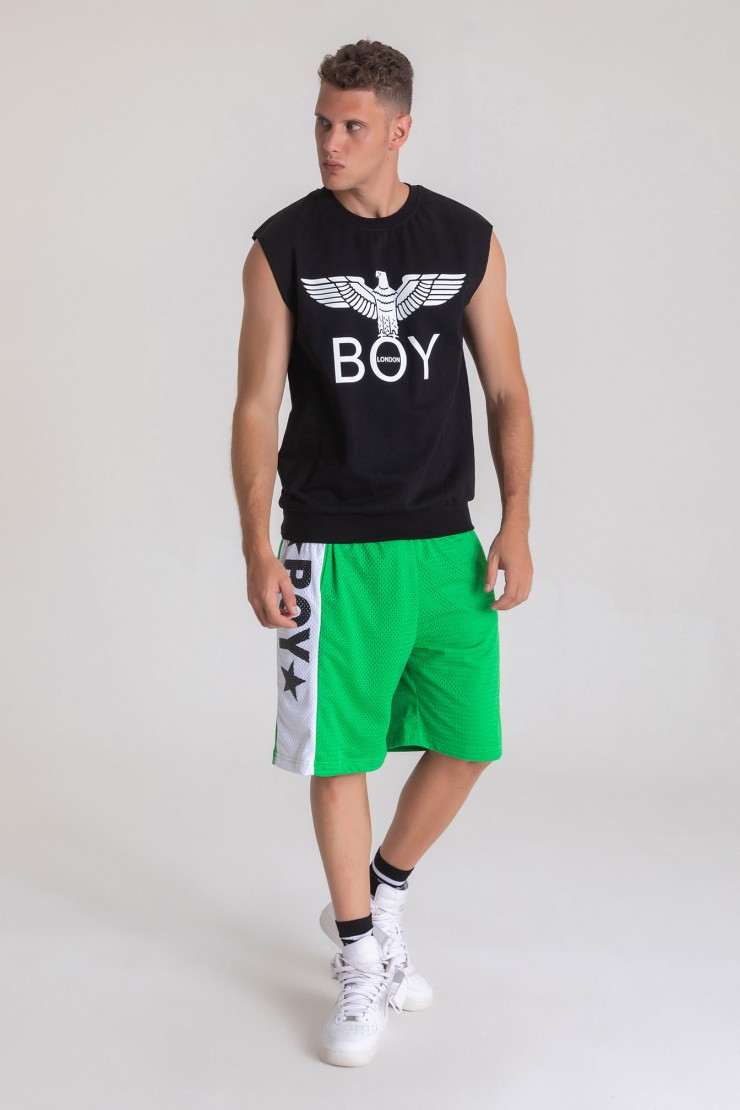 FELPA - BLU6003 - BOY LONDON