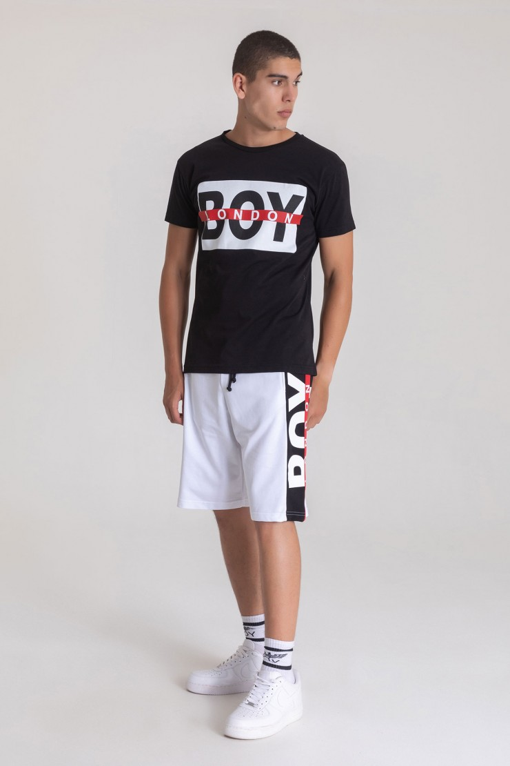 T-SHIRT - BLU6060 - BOY LONDON