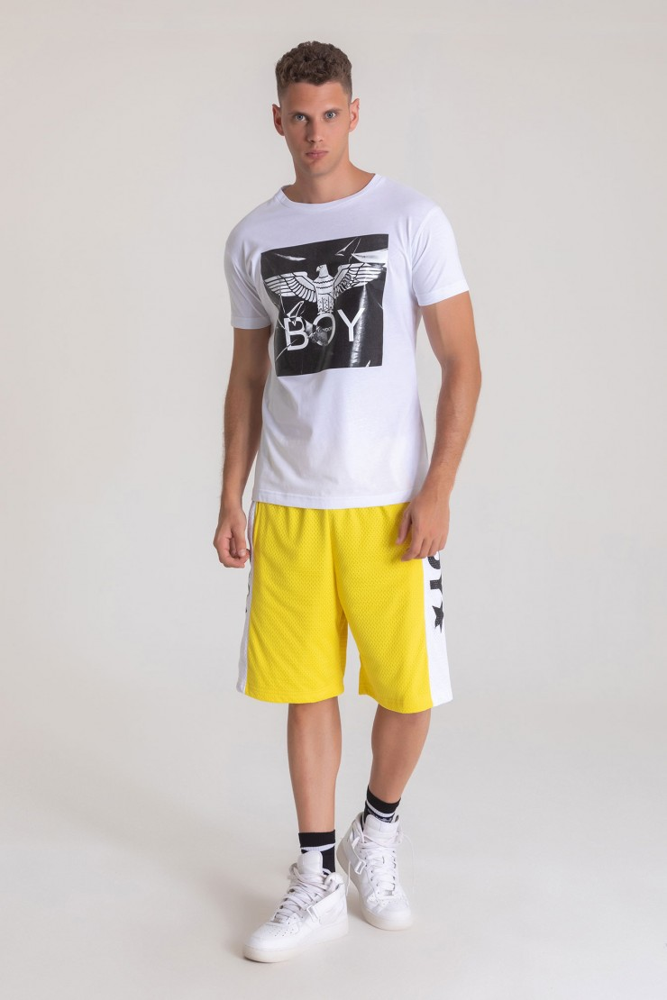 T-SHIRT - BLU6083 - BOY LONDON