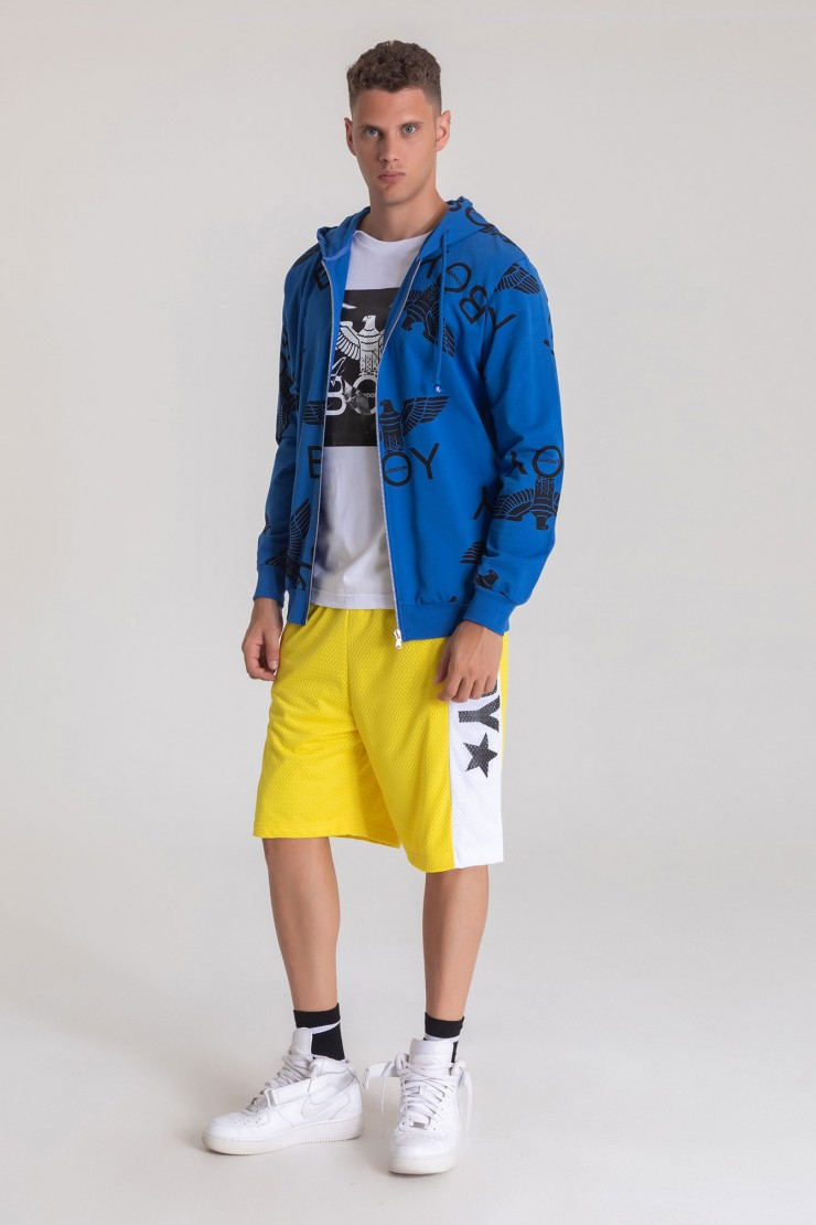 FELPA - BLU6025 - BOY LONDON