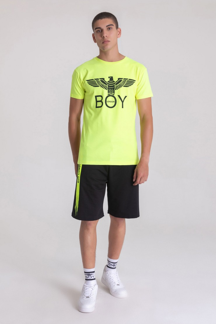 T-SHIRT - BLU6027 - BOY LONDON