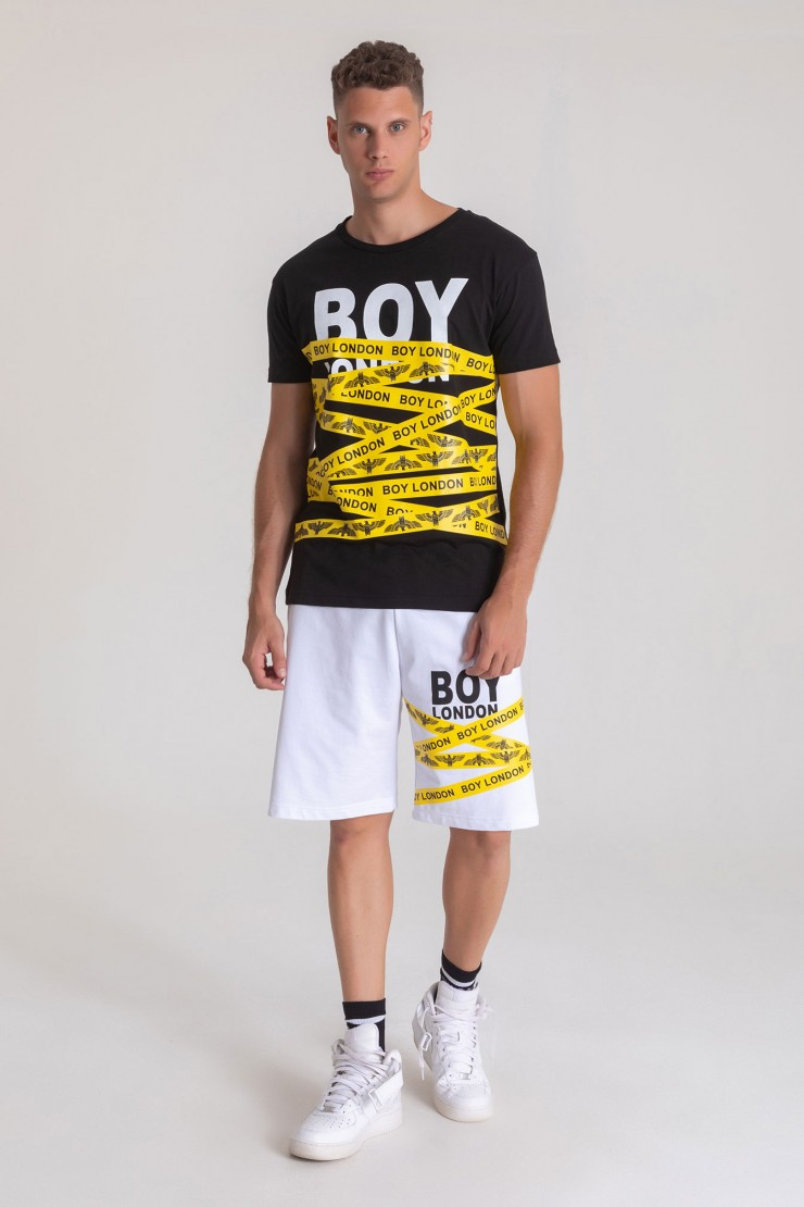 T-SHIRT - BLU6063 - BOY LONDON