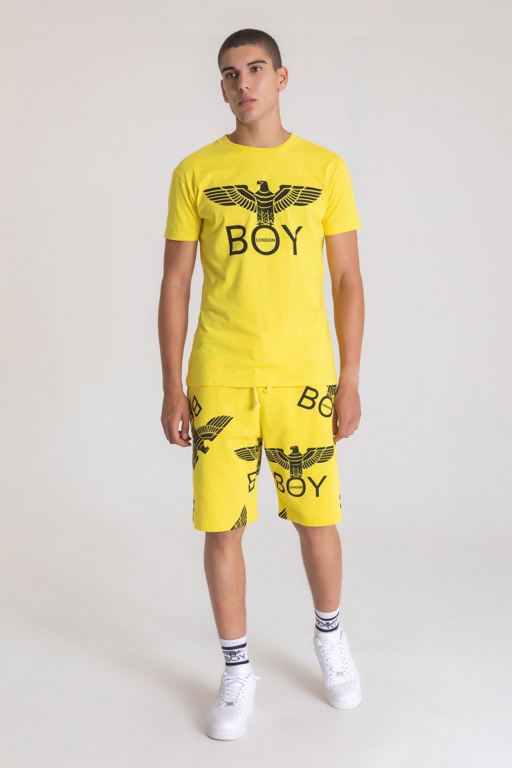 T-SHIRT - BLU6002 - BOY LONDON
