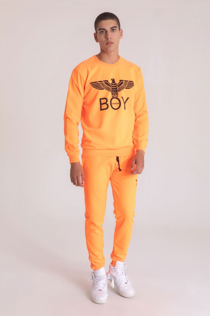 FELPA - BLU6032 - BOY LONDON
