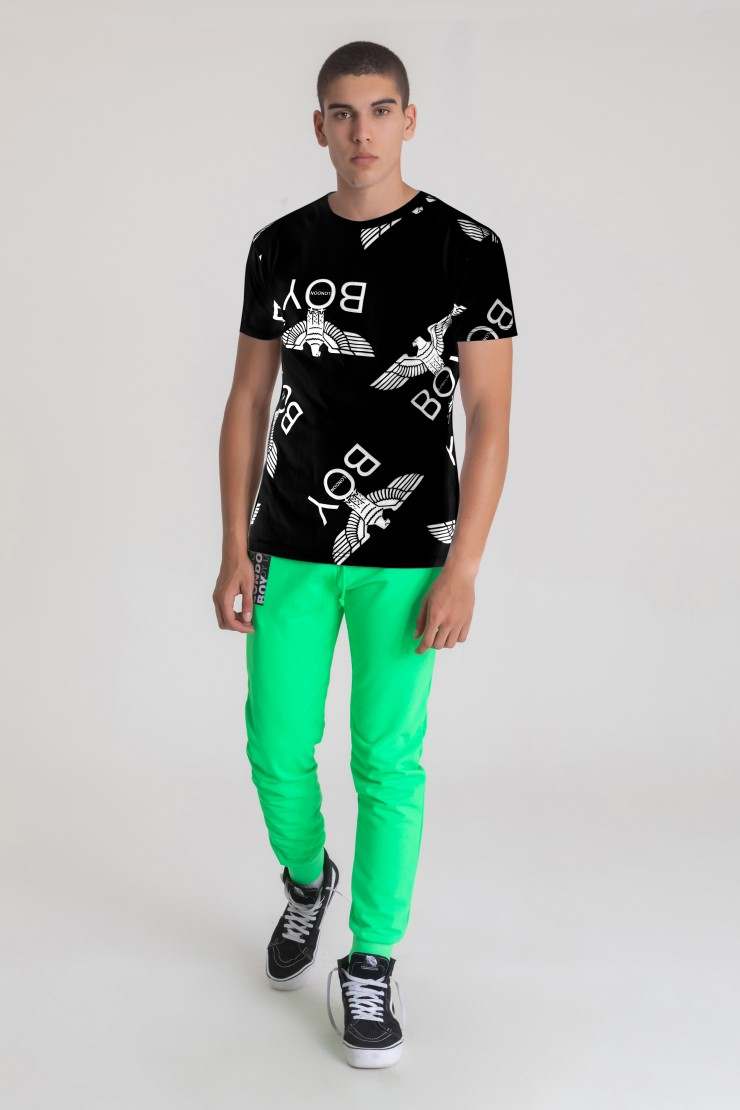 T-SHIRT - BLU6021X - BOY LONDON