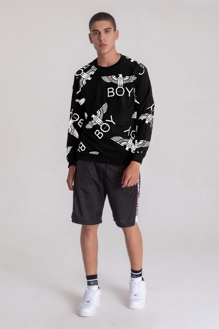 FELPA - BLU6023X - BOY LONDON