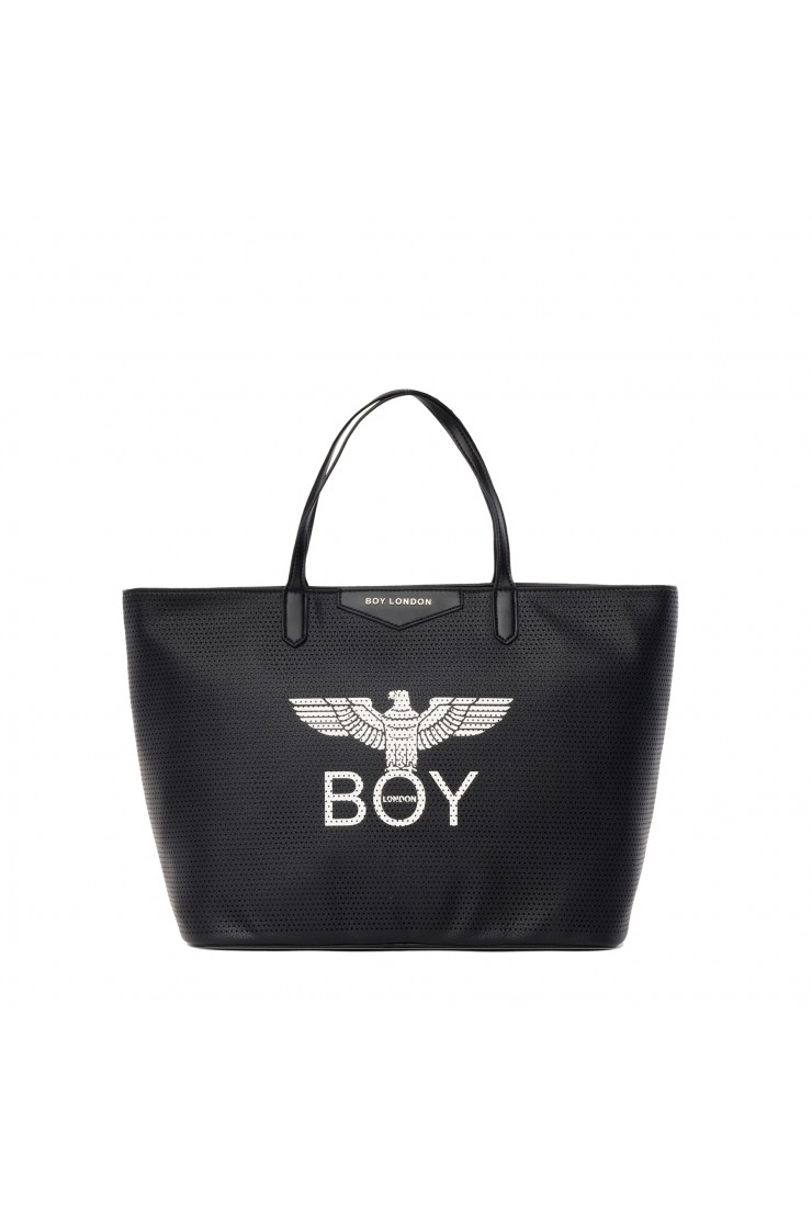 SHOPPING BAG - BLA320 - BOY LONDON