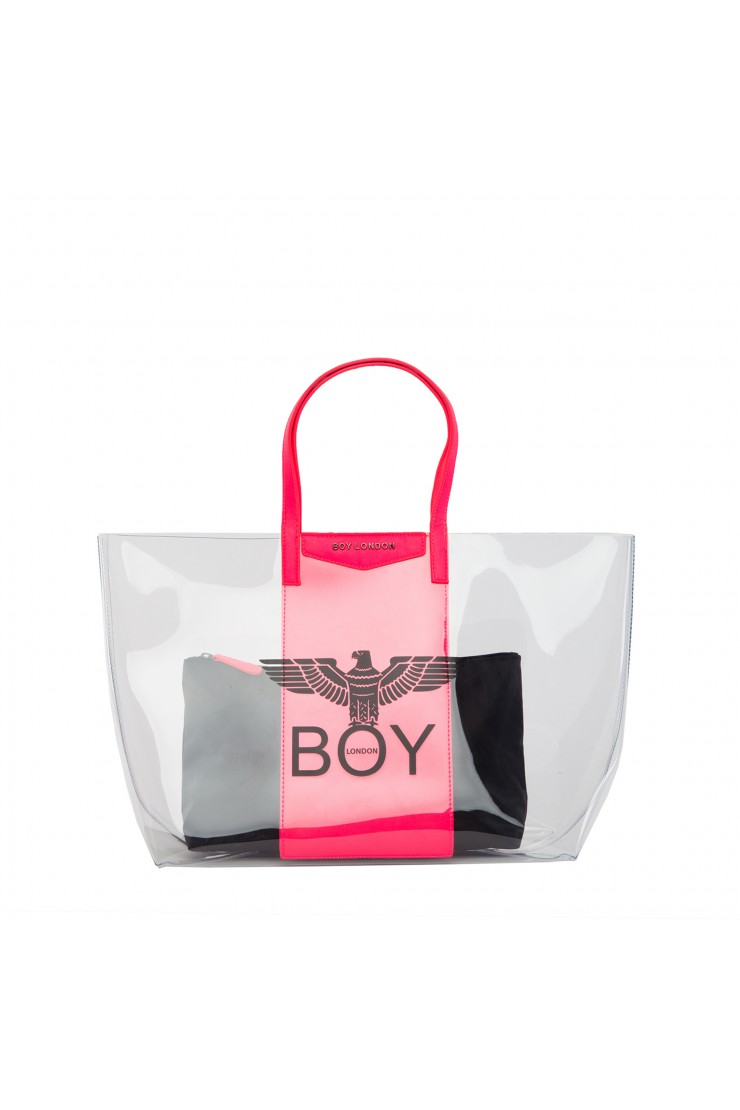 SHOPPING BAG - BLA361 - BOY LONDON