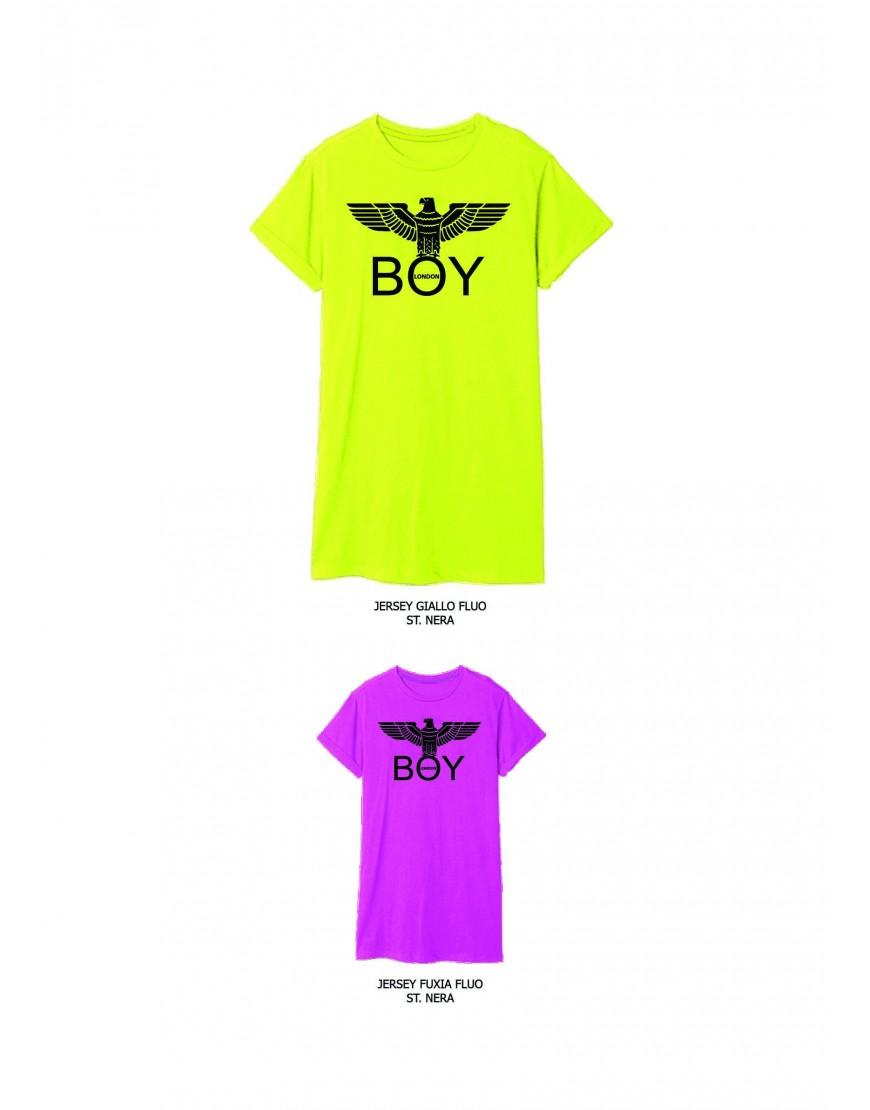 T-SHIRT - BLD1813 - BOY LONDON