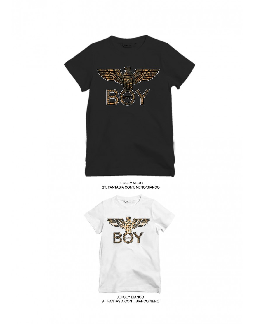 T-SHIRT - BLD1895 - BOY LONDON