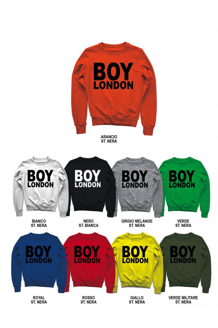 FELPA - BLU6013 - BOY LONDON