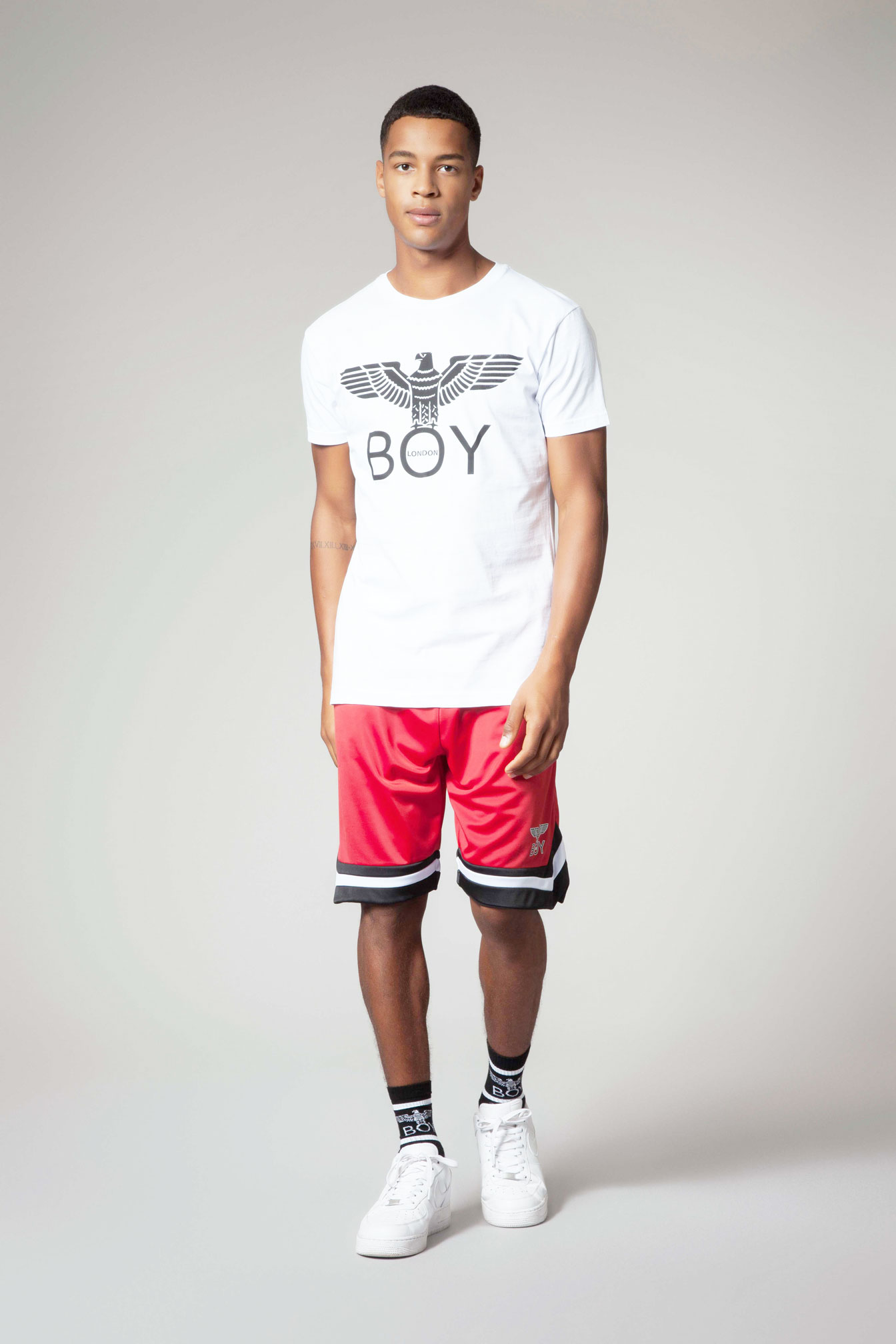 T-SHIRT - BLU6501 - BOY LONDON
